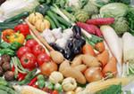При раздельном питании особое место выделяется фруктам и овощам.