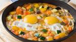 Похудеть – помолодеть. Рецепт яичницы – глазуньи с цветной капустой. Конкурс.