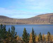 лечение водой и грязью озера даёт чудесный эффект.