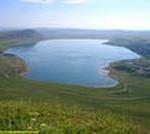 лечебное озеро Учум