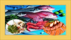 морские продукты полезны для головного мозга